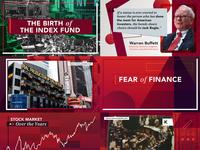Finance Style Frames