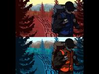 Hiker - 2 Variants