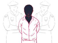 Arrest Sketch