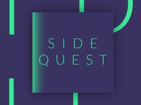 Sidequest Cover Art