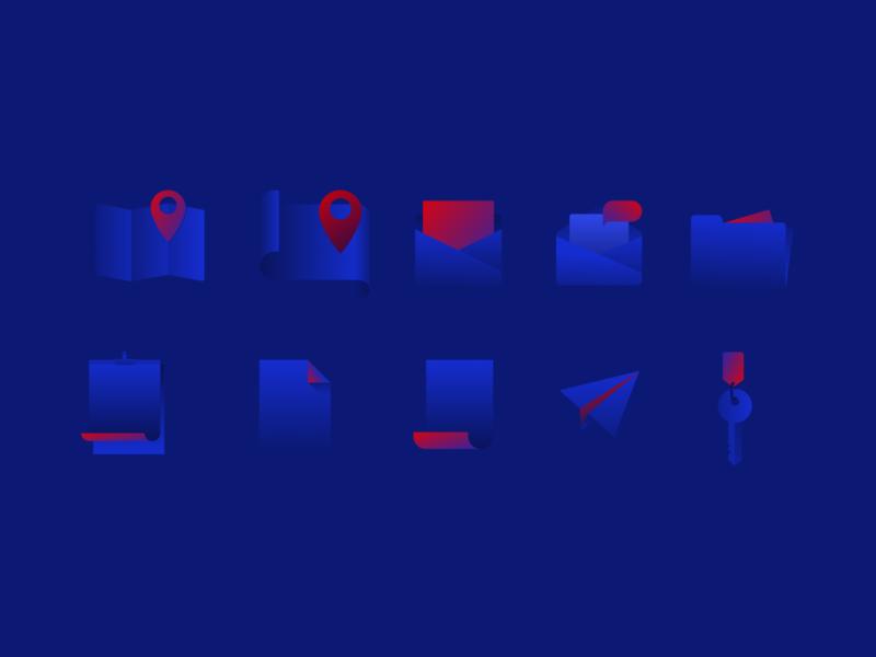 SevenBee Icons icon vector illustration design icon set ui figma