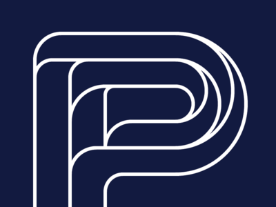 36 Days of Type | Letter P typography type design