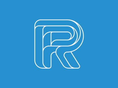 R | 36 Days of Type typography type design