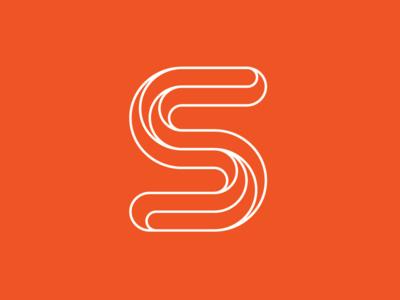 S | 36 Days of Type, #36daysoftype05 typography type design