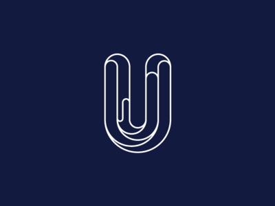 U | 36 Days of Type, #36daysoftype05 typography type design