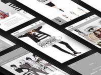 ALYSI | Website concept