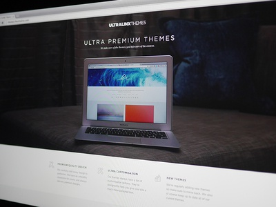 UltraLinx Themes Site