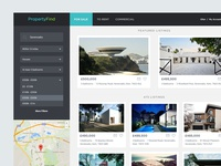 PropertyFind Website