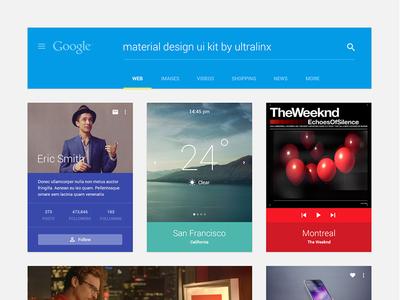 Material Design UI Kit PSD Free Download material design google minimal psd free download freebie ultralinx ui kit