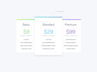 Pricing Plans #2