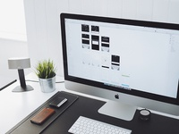 App Design WIP