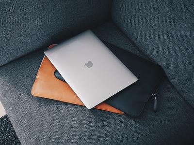 Leather MacBook Sleeves