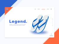 Chang dao - Website Redesign
