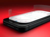 iPhone Hockey Rink