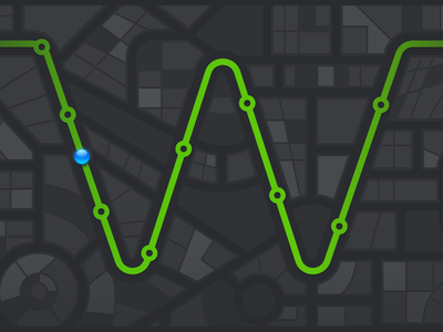 Dubya w map