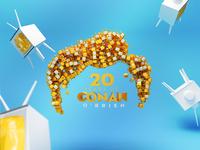 20 Years of Conan O'brien