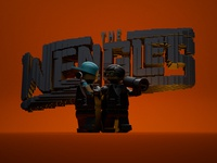Lego Wengles Show