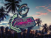 City of Neon - Ruminator