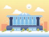 Illustration - Mosque