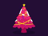 Icon - Christmas Tree