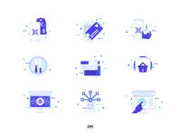 Icons - Fintech