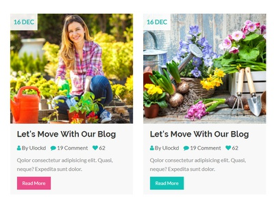 Blog Post Design blog blog design blog post design bootstrap 3 css3 html html5 css