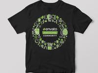 T Shirt Design Black