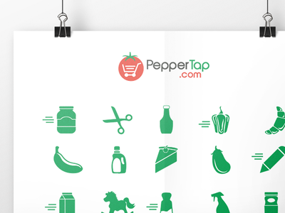 Peppertap poster poster mockup product graphic posters artwork display web advertisements