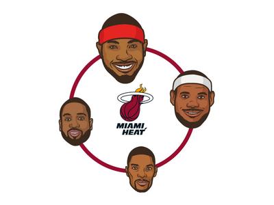 Miami's Big Four?