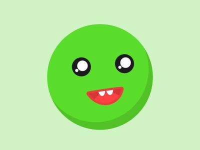 Pea design food character
