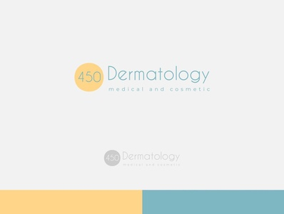 450 Dermatology logo
