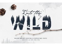 Into The Wild. Font