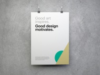 Good Design Posters