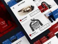 Fashion App - Evidson