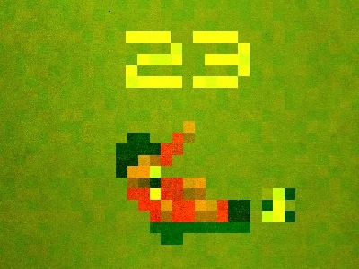 Carra sensi soccer swos sensible pixel pixelated lfc liverpool carra jamie carragher 2005