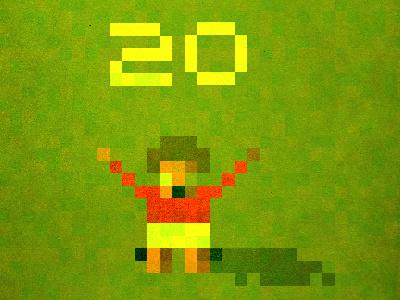 I feel dirty now... sensi soccer swos sensible pixel pixelated manchester united mufc scum dirty eewwwwww solskjaer jammy bastards