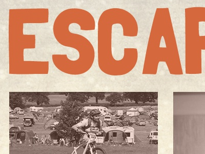 A complete change of direction blog escapecrate design