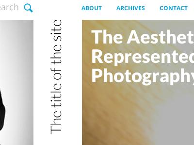 A WordPress Theme blog theme clean wordpress axial new job
