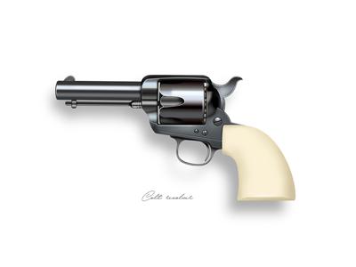 Colt revolver revolver ui appicon icon colt