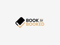 Book To Booked Logo