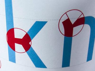 Danish Type typography editorial design
