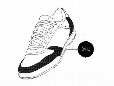 Sneakers illustration sneakers trainers