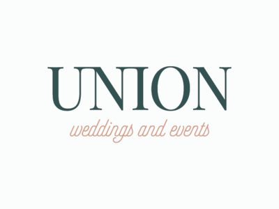 Wedding + Event Center Logo Design