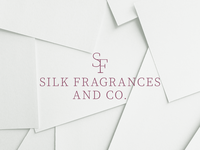 Custom Fragrance Company Logo Design