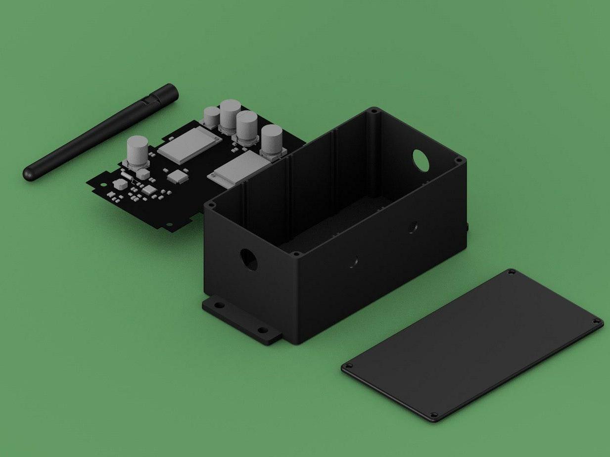 Profeed - 3D render hobby product design fusion360 cinema 4d render modeling 3d art design