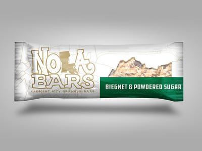 NOLA Bars - New Orleans Inspired Granola Bars
