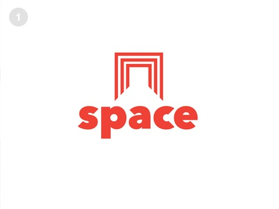 Space Logo #ThirtyLogos