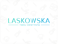 Dental Logotype - custom typo