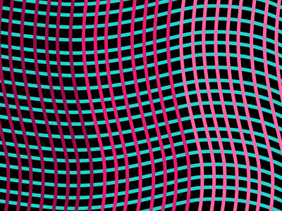 Gradient Wave weaving pattern design patterns 100daysofcmbos 100daysproject 100daysofillustration