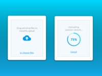 DailyUI #031 File Upload